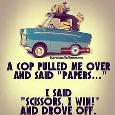 8 Funny Minion Pictures for Today