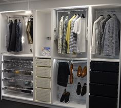 Quality Italian designed and made wardrobe storage systems and wardrobe fittings from Ambos, established since 1977 and supplier to more than 40 countries worldwide. A comprehensive range of wardrobe lifts, clothing racks and hangers, accessory storage fittings, shelf brackets and wardrobe rods.
