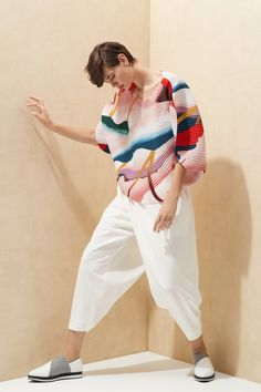 Issey Miyake Resort 2019 New York Collection - Vogue