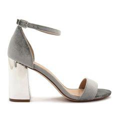 SAPHIANO Mens Shoes Online, Buy Shoes Online, Jewel Tone Colors, Velvet Shoes, Midnight Blue, Block Heels, Stiletto Heels, Men's Shoes, Sandals