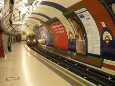 the tube london