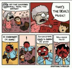 He's a Sensitive Soul - Comics from around the Web Jokes Quotes, Funny Quotes, Sympathy For The Devil, Literary Characters, Online Comics, Humor Grafico, France, Calvin And Hobbes, Best Memes