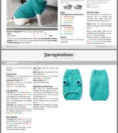 Crochet Dog Sweater Free Pattern, Knitting Patterns Free Dog, Loom Knitting Stitches, Knit Dog Sweater, Dog Pattern, Baby Knitting, Sphynx, Crochet Dog Clothes, Small Dog Sweaters