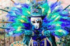23 Fascinantes fotografías del Carnaval de Venecia