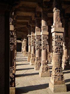 Qutb Minar - New Delhi Inde