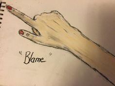 Blame by TanyaMills.deviantart.com on @DeviantArt
