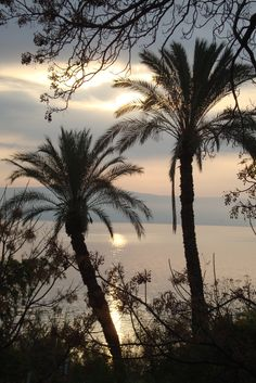 Sea of Galilee - Israel.  My favorite spot in Israel.  <3