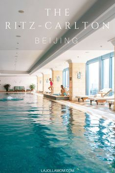 See why The Ritz-Carlton, Beijing is the perfect choice for your next China family vacation. China Travel Guide, Asia Travel, Travel Tips, Budget Travel, Travel Photos, Tiny House Luxury, Hotel Safe, Great Hotel, London Hotels
