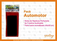Pack Automotor 2 productos