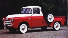 1955 Dodge pickup C3-B long bed