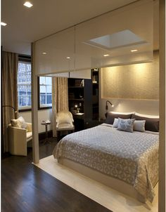 high end bedroom suites | encompass a coffee bar sitting area desk area television storage ...