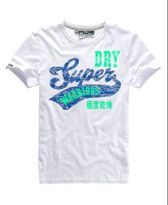 Superdry Warriors T-shirt