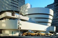 New York: Solomon R Guggenheim Museum, John Lamb/Getty Images #MuseumMile