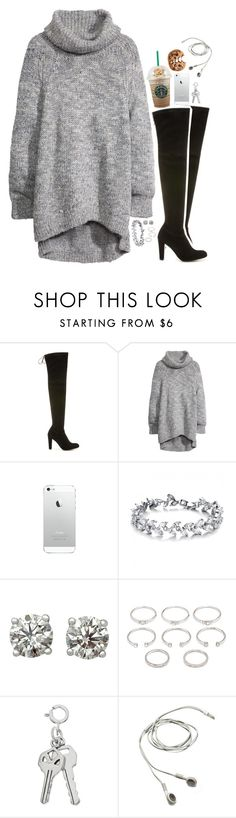 """""""Set 256 -"""" by n0t-a-queen ❤ liked on Polyvore featuring Stuart Weitzman, H&M and Forever 21"""