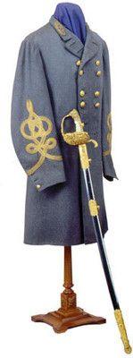 Lee's uniform; Virginia Historical society