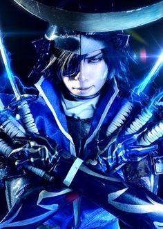 戦国BASARA : Masamune Date 伊達政宗 cosplay