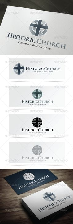 Historic Church http://graphicriver.net/user/debo243