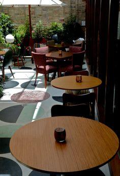 Patio Terraza Nolita Bogotá www.nolita.com.co