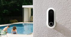 Canary is a complete security system in a single device. Includes a 1080p HD camera, night vision, motion-activated recording, air quality sensors, and more.