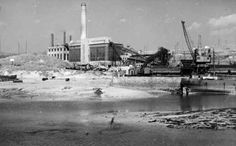 Fig4 Hayle Power Station circa 1950