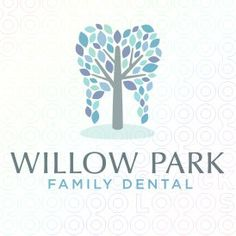 willow park family dental logo