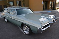 1967 Pontiac Catalina Stationwagon