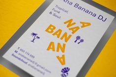 Ana Banana DJ on Behance