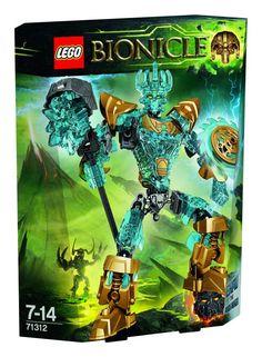 LEGO Bionicle 71312 Ekimu De Maskermaker