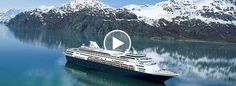 Alaskan Cruise - Holland America - Inside passage from Vancouver