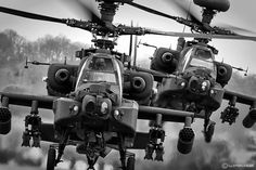 AgustaWestland Apaches