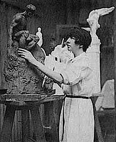 Gertrude Vanderbilt Whitney (1920).
