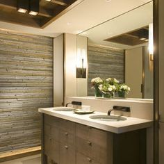 Double Vanity Design Ideas, Pictures, Remodel, and Decor - page 4