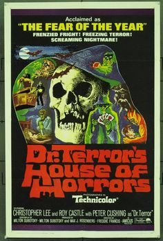 Dr. Terror's House of Horrors (1965) a Hammer/Amicus production.