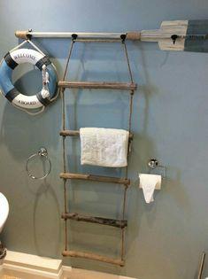 Washroom idea at the cottage..
