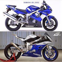 Las 23 mejores imágenes de yamaha r6 2002 | Motos deportivas ... Wiring Diagram Yamaha R Raven Edition on