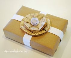 Billedresultat for gift wrapping ideas