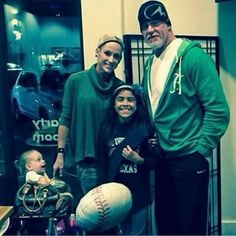 WWE legend The Undertaker (Mark Calaway) and his wife former WWE Diva Michelle McCool