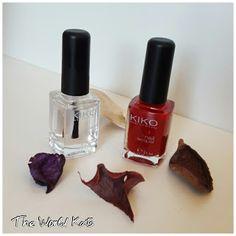 Nail Lacquer Kiko Milano ~ THE WORLD KATS