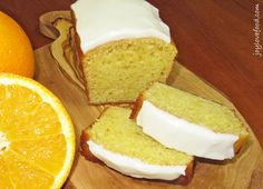 Orange Sunshine Mini Loaves Recipe Breads, Afternoon Tea with eggs, granulated sugar, vegetable oil, vanilla, all-purpose flour, grated orange, baking powder, baking soda, salt, light sour cream, orange juice, orange juice, powdered sugar