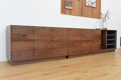 オーダー家具 walden 東京 リビングボード テレビボード サイドボード Sideboard, Console, Dresser, Interior Decorating, Shelves, Cabinet, Living Room, Storage, House