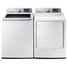Buy Samsung 4.5 cu. Ft Top Load Washer and 7.4 Cu. Ft. Dryer Bundle DV45H7000EP/A3 at JCPenney.com today and enjoy great savings.