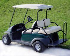 #ClubCar #Precedent als Viersitzer 2009 - Gebrauchtfahrzeug nur 2879,- € #Golf #Cart / #Golfcar