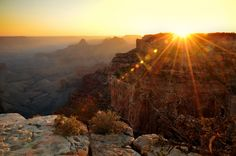 sunset at cape royal in grand canyon | Flickr - Photo Sharing!