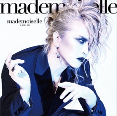 Yes! Mademoiselle stands for Miss and it's the title of the new release coming straight from KAMIJO world! As it seems to be something stylish, even romantic, but always with KAMIJO's t…