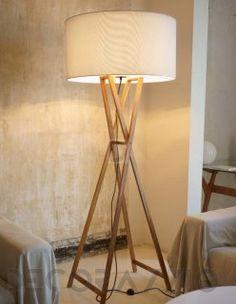 #wooden #eco #lighting #design #interior #дерево #Светильник  напольный Marset CALA, A645-008
