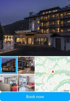 Hotel Grischuna (St. Anton (am Arlberg), Austria) – Book this hotel at the cheapest price on sefibo.