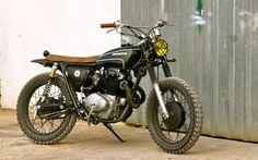 HONDA CL360 SCRAMBLER - LAB MOTORCYCLE - INAZUMA CAFE RACER