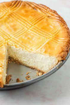 Pie Recipes, Dessert Recipes, Ricotta Pie, Just Desserts, Italian Desserts, Italian Dishes, Italian Recipes, Delicious Desserts, Pastries
