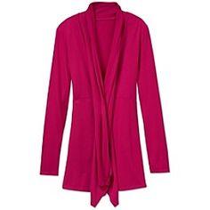 Agagra Wrap - perfect drapey cardigan for travel