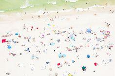 Encore une plage vue du ciel. La couleur de la mer fait rêver, tout comme la couleur blanche du sable. Allez on part au Brésil ! #plage #Brésil